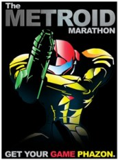 Penguins metroid marathon