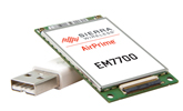 sierra wireless AirPrime™ EM7700 LTE embedded module