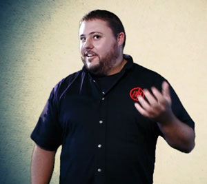 Joe Bylos Game Director The Secret World Funcom