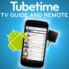 TUBETIME - Launch of Android TV app
