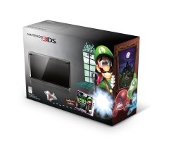 Luigi's Mansion: Dark Moon 3DS Bundle