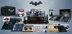 Batman Arkham Origins Collectors' Edition For The PS3