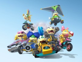 Koopalings Super Smash Bros