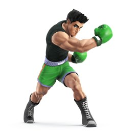 Little Mac Super Smash Bros