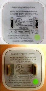 Counterfeit Power Supply