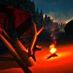 The Long Dark Campfire