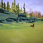 The Long Dark Deer