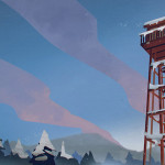 The Long Dark forestry lookout tower