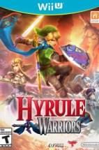 Hyrule Warriors Box Cover