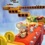 Captain Toad Treasure Track screen 2