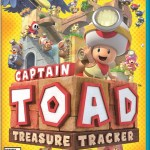Captain Toad Treasure Track for Wii U