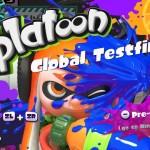 WiiU Splatoon Global Testfire