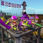 WiiU Splatoon stagescreen
