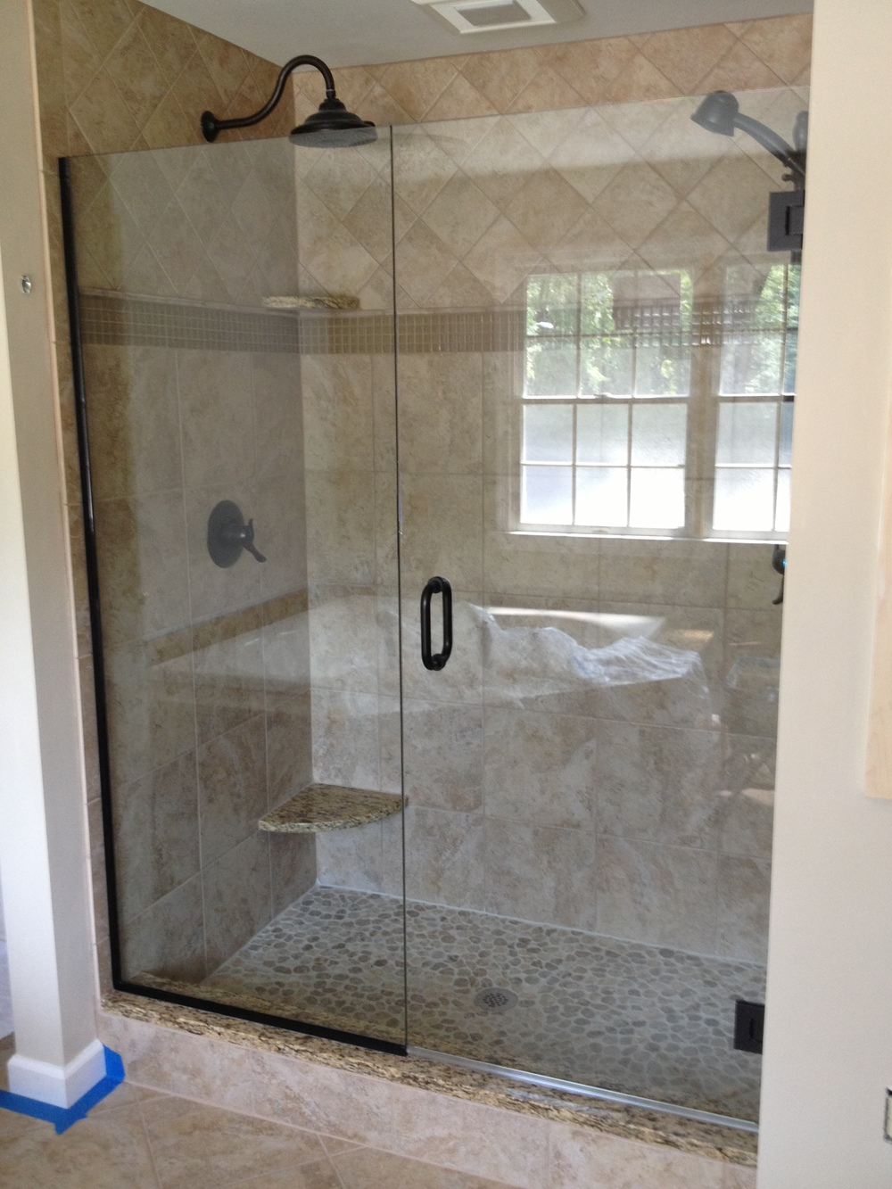 Village Glass Company Of South Lyon Mi Shower Doors And
