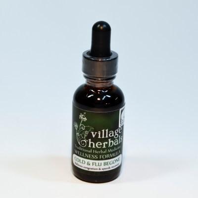 village herbals cold and flu begone 1