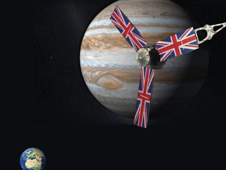 UK leaves EU... destination unknown