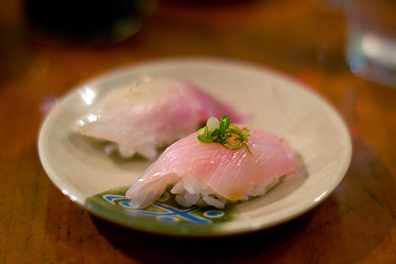 Top Ten Sushi Restaurants