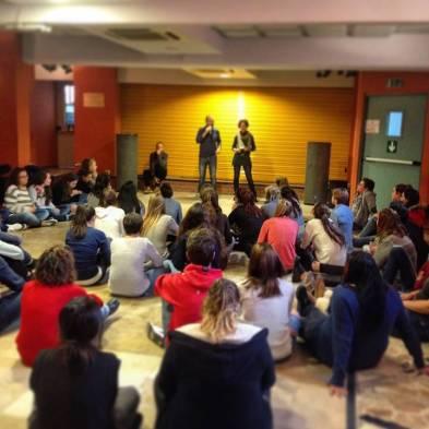 Centro Giovani Chiavari - Formazione Peer Education 08