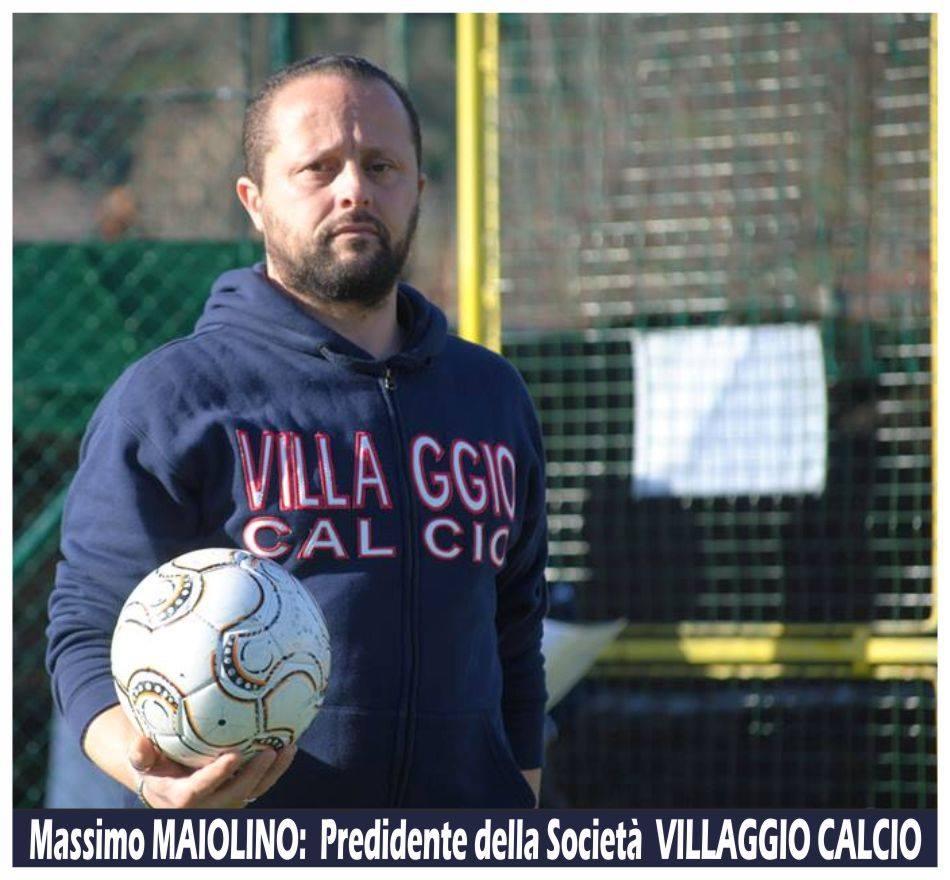 Massimo Maiolino Villaggio Calcio