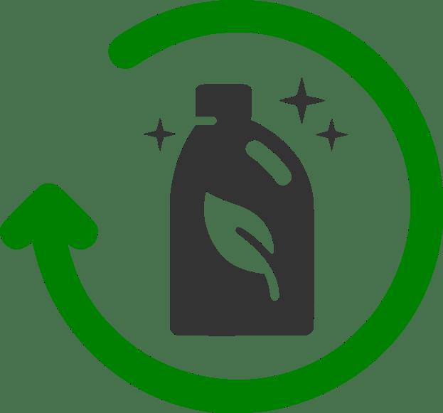 In bottega il Punto Eco dei detersivi