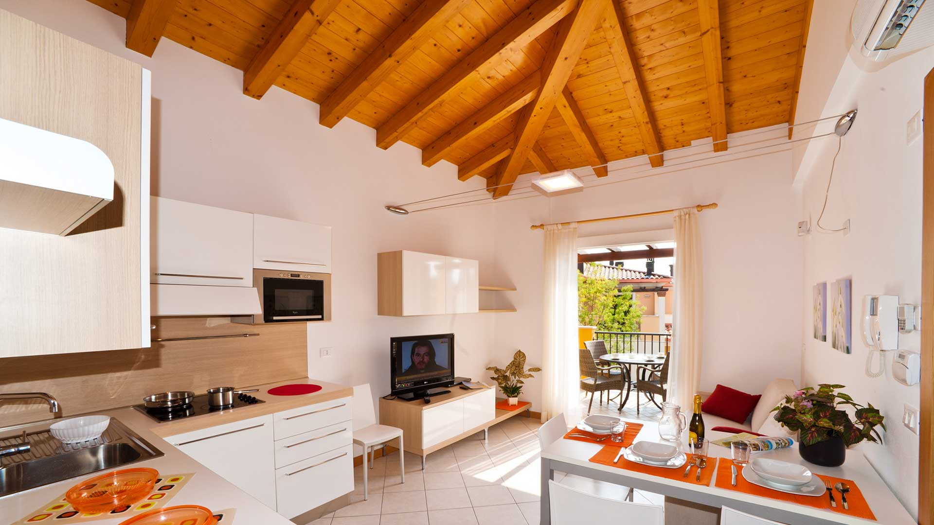 Villaggio Sant'Andrea a Caorle, case appartamenti turismo