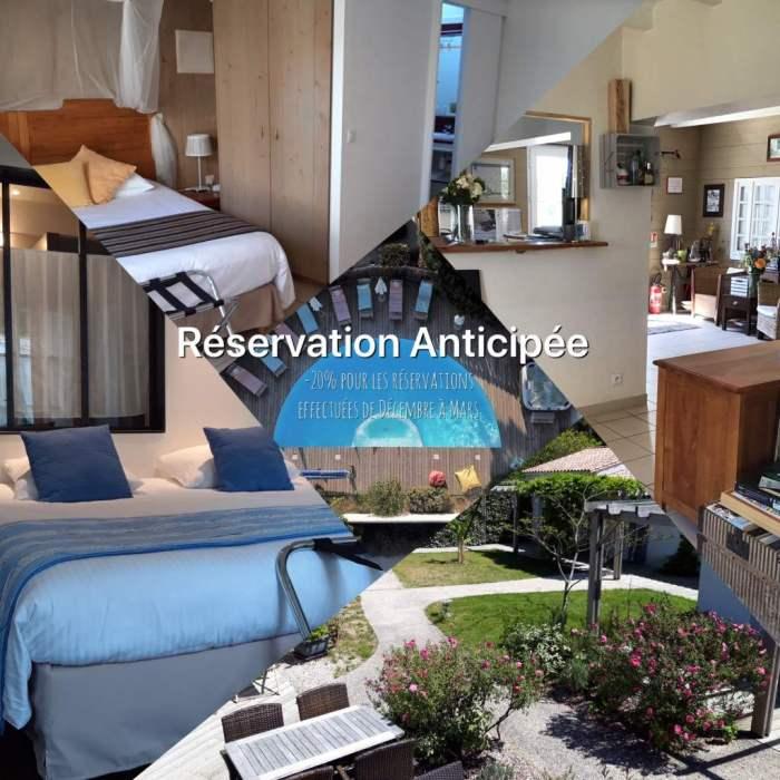 Offres promo Hotel Ile de Ré - Réservation Anticipé