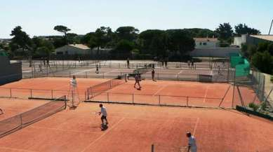 Tennis Ile de Ré