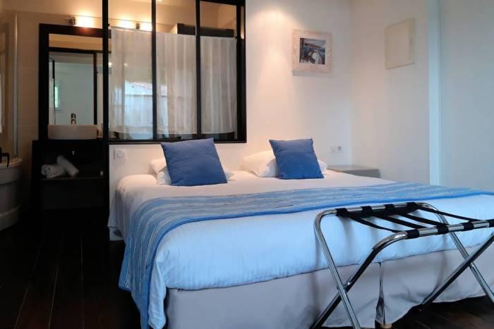 Chambre Confort Hôtel Ille de ré