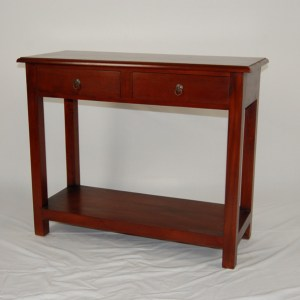 Bali 2 Drawer Console Table - Medium