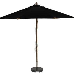 sturdi-plus-fsc-wood-3m-round-parasol-navy