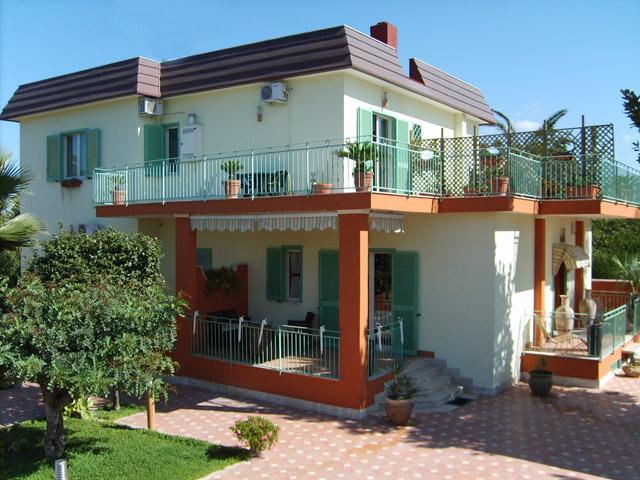 Our Structure: Villa Julia Pompei