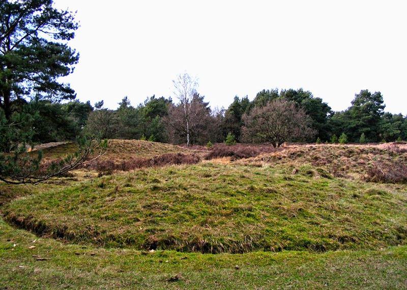 Villa Kempen-Broek urnenveld Weert
