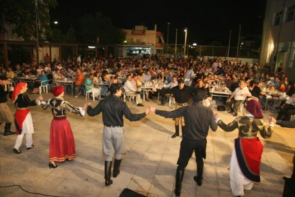 It is worth participating in a Cretan festival on your holidays in Greece