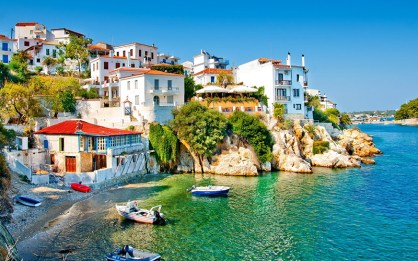 Skiathos island, Sporades