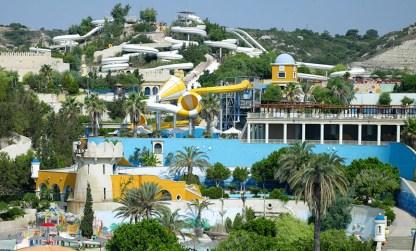 Faliraki water park, Rhodes holidays