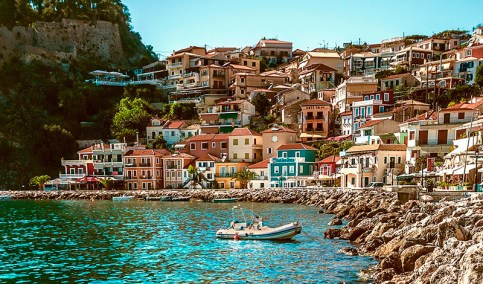 Parga, one of the best Greece destinations