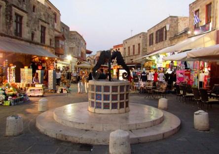 Rhodes Old Town - Rhodes holidays