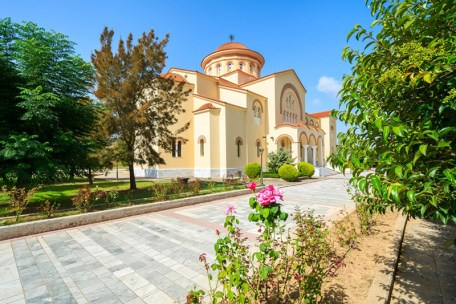 St. Gerasimos church, Kefalonia