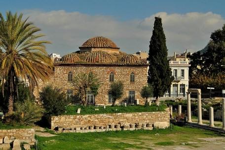 Fethiye mosque, Plaka