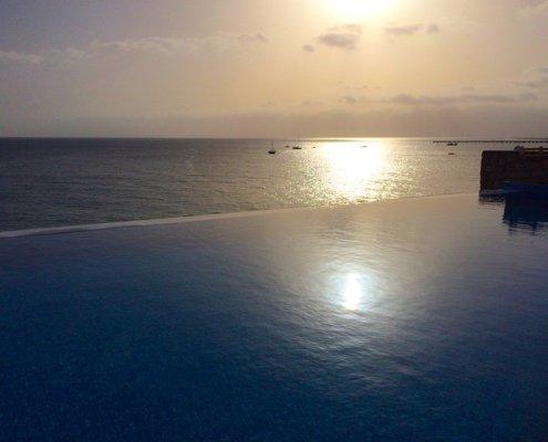 stella maris maio cape verde pool