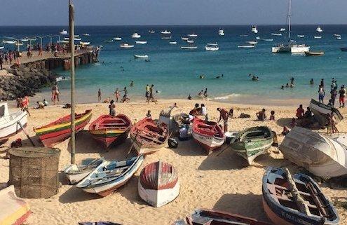 Economic growth in Cape Verde