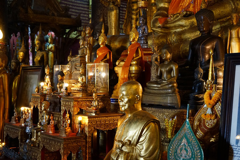 Must-see of Luang Prabang - Wat Xieng Thong temple