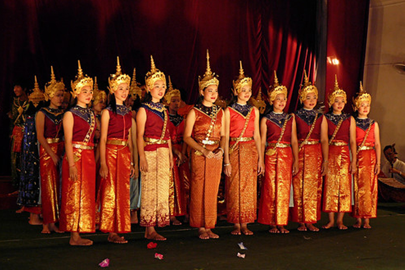 Royal Ballet theater - Incontournable de Luang Prabang