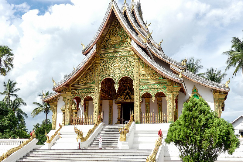 Must-see of Luang Prabang - Royal Palace