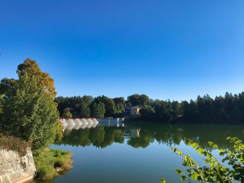 Stuwmeer van Bütgenbach