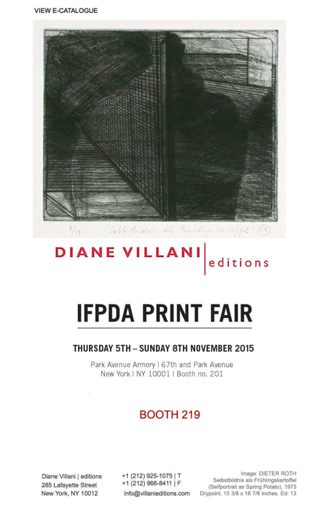 IFPDA Fair 2015