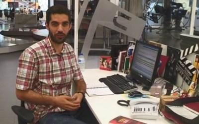"""Entrevista a GONZALO DEL PRADO: """"sólo basta tener una buena idea, tiempo y talento."""""""