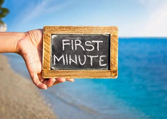 Offerta Last-minute