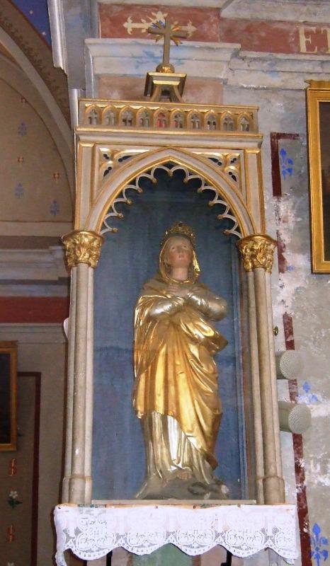 Statue Vierge