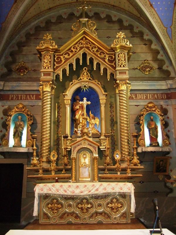 Maitre-autel - Eglise